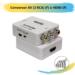 Conversor AV (3 RCA) (F) x HDMI (F)