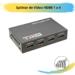 Splitter de Vídeo HDMI 1 x 4