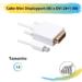 Cabo Mini Displayport (M) x DVI 24+1 (M)