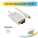 Cabo Mini Displayport (M) x VGA (M)