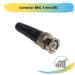 Conector BNC 4 mm (M)