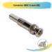 Conector BNC 6 mm (M)