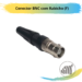 Conector BNC com Rabicho (F)