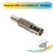 Conector BNC com Rabicho (F) – Metálico