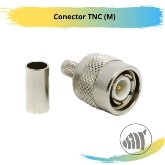 Conector TNC (M)