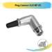 Plug Cannon XLR 90º (F)